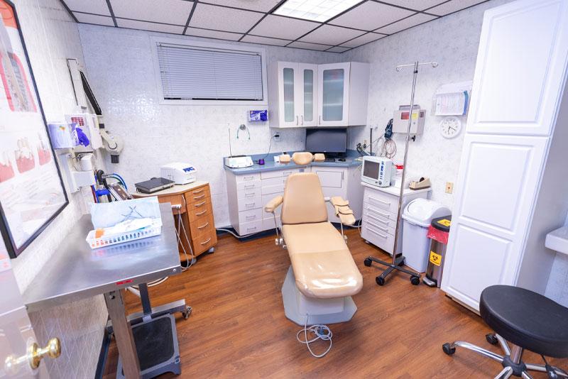 dr schenkman dental office