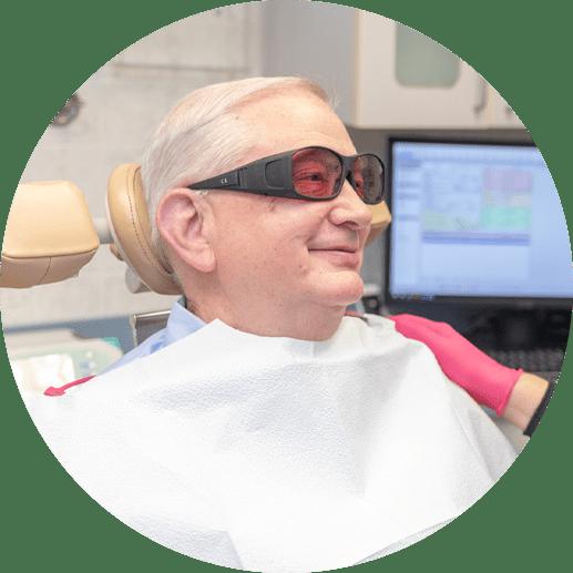 oral pathology patient